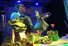 детский Спектакль Колобок - Театр Алфа в павшинской пойме