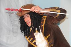 Шоу мыльных пузырей от Пирата