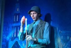 """Новогодний выездной спектакль для детей Сказка """"Волшебный фонарь"""" - Театр Алфа в павшинской пойме"""