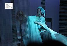 """Кукольный выездной спектакль для детей """"Гуси-лебеди"""" - Театр Алфа в павшинской пойме"""