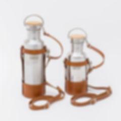 Klean Kanteen(クリーンカンティーン)ボトル用レザーホルダー