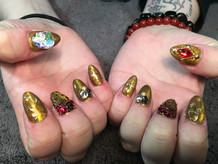 Long Nails - Colorful Colors