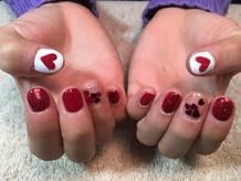Seasonal Nails - Valentine