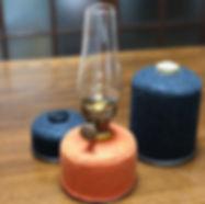 ガス缶(OD缶)用フェルトカバー 
