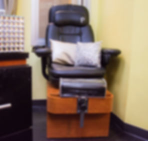 About - Pedicure Chair