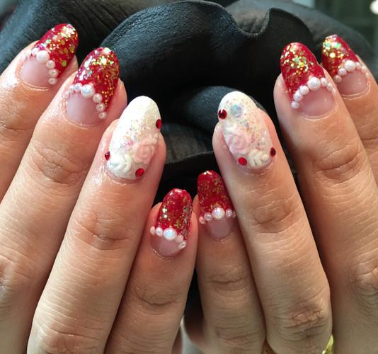 Seasonal Nails - Christmas