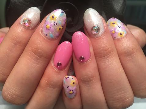 Seasonal Nails - Spring