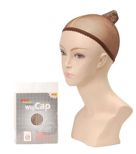 Anti Bacterial Fishnet Wig Cap