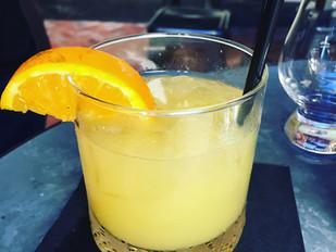 Irish Tiki Cocktail