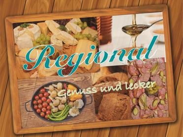 Unsere regionalen Produkte