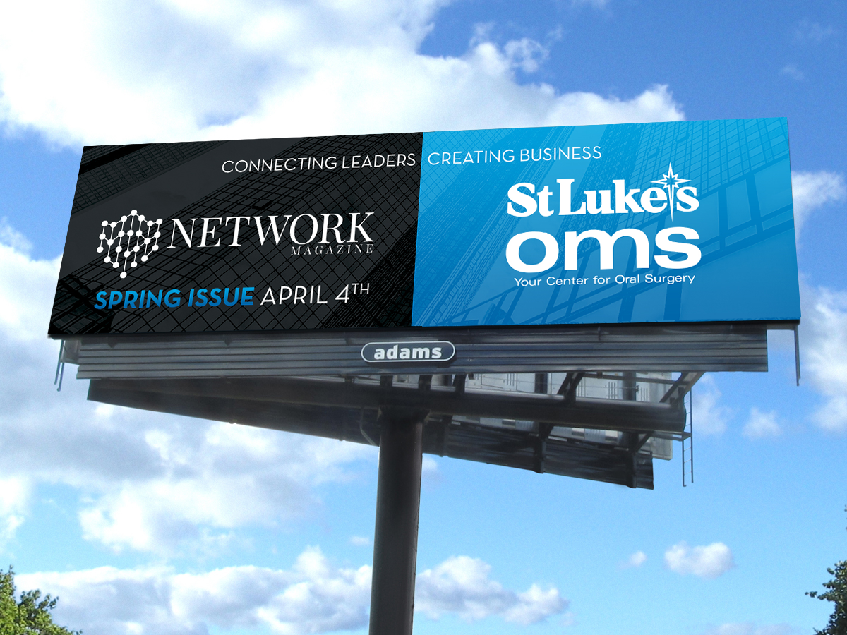 Network Magazine Billboard