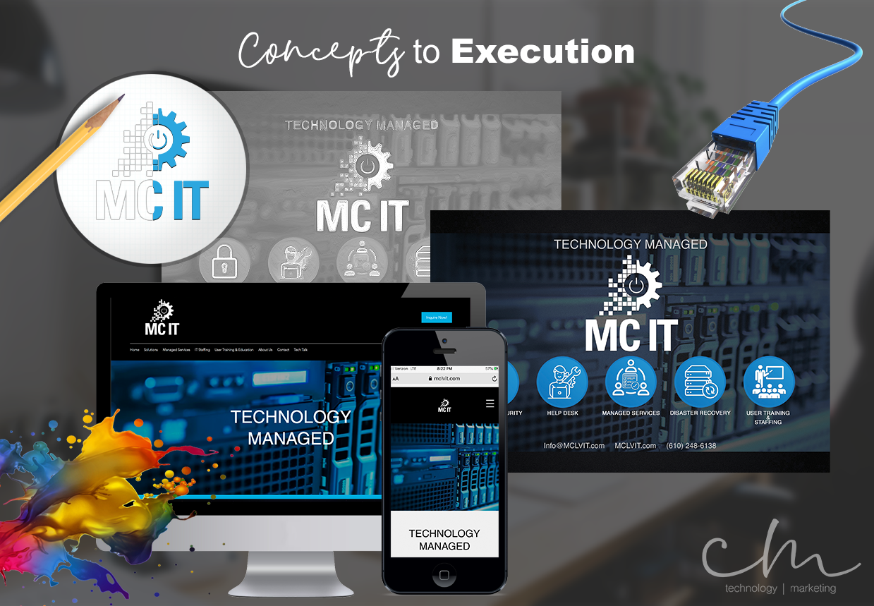 MC IT - Concept to Execution