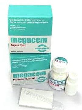 Megacem Glass ionomer Restorative Material