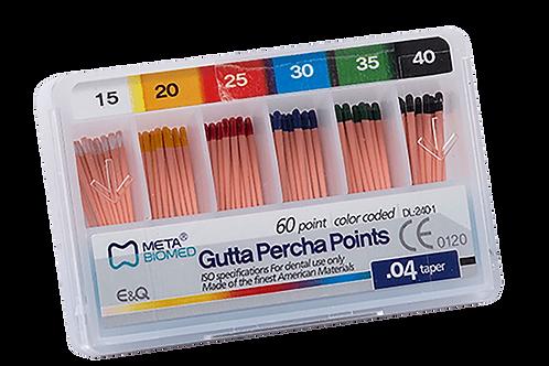 Gutta Percha Points .02/.04/.06- Metabiomed