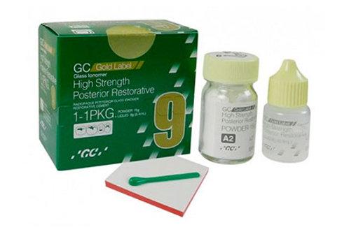 GC Fuji 9 Posterior Restorative  Gold Label