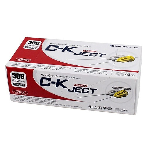 C-k Ject Dental Anesthetic Needle