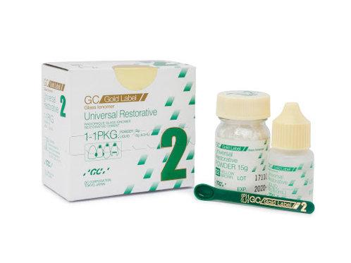 GC Fuji 2 Universal Restorative Gold Label