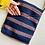 Thumbnail: Antique Stripe Dainty Crossbody