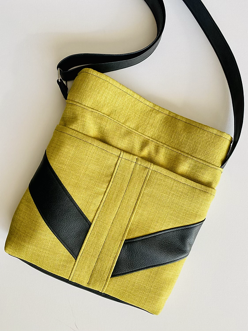 Chartreuse Punch Crossbody