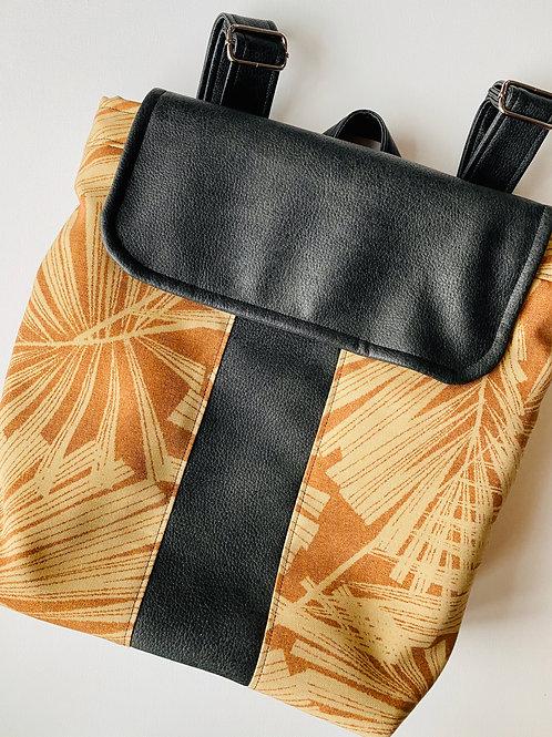 Palm Backpack Purse