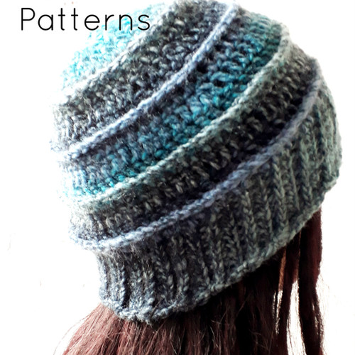 Crochet Hat Patterns