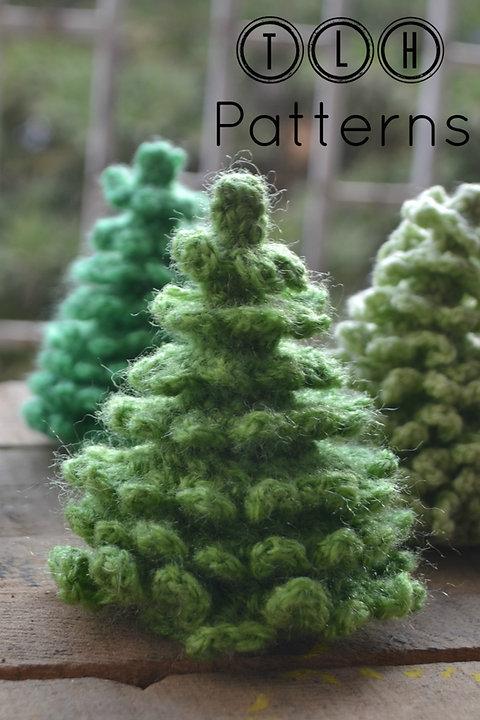 Crochet Christmas Tree.Crochet Christmas Tree