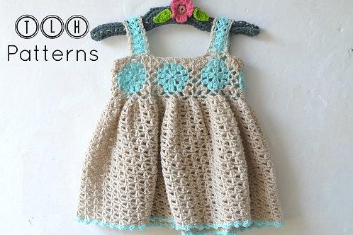 Lacy summer dress