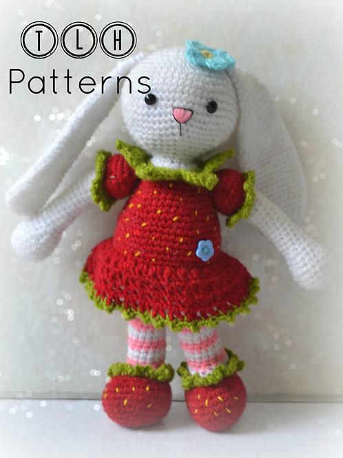 Strawberry bunny