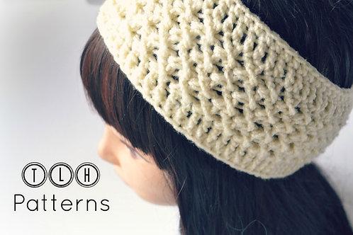 X-stitch headband