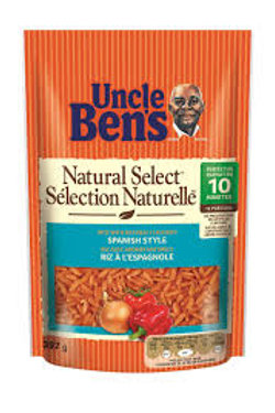 UNCLE BENS SPANISH STYLE RICE