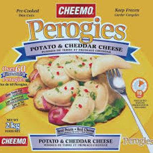 CHEEMO PEROGIES POTATO & CHEDDAR CHEESE