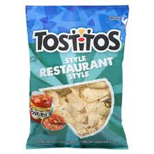 TOSTITOS RESTAURANT STYLE CHIPS