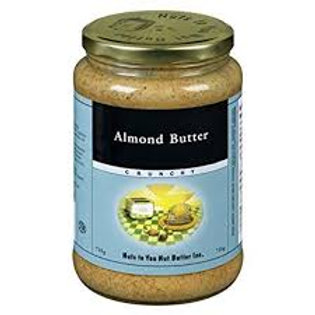 NUTS TO YOU ALMOND BUTTER CRUNCHY
