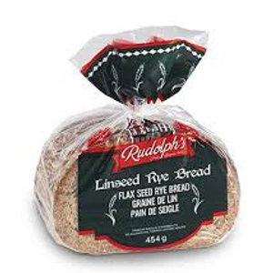 RUDOLPHS LINSEED RYE BREAD