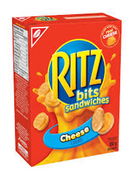 RITZ BITS SANDWICHES CHEESE