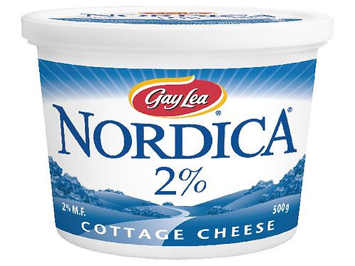 GAY LEA NORDICA 2% COTTAGE CHEESE