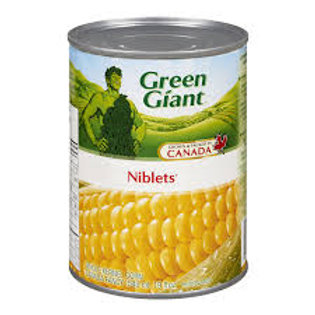 GREEN GIANT CANNED CORN NIBLETS