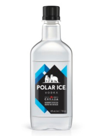 POLAR ICE  (PET) VODKA