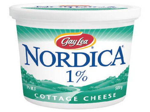 GAY LEA NORDICA 1% COTTAGE CHEESE