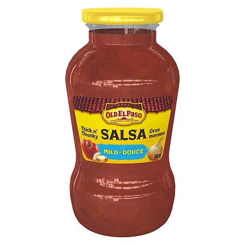 OLD EL PASO SALSA MILD