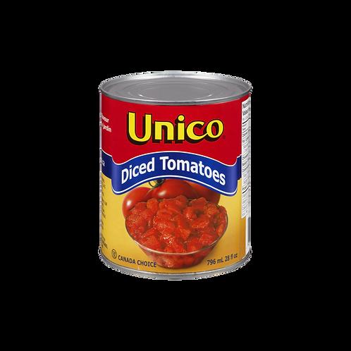 UNICO DICED TOMATOES