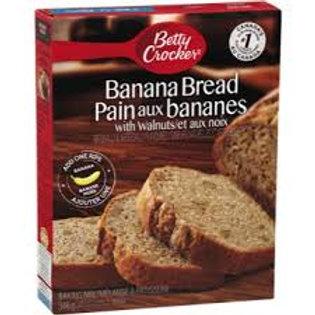 BC BANANA BREAD MIX WITH WALNUTS