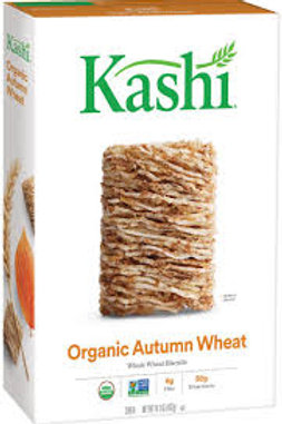 KASHI ORGANIC AUTUMN WHEAT BISCUITS