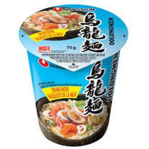 NONG SHIM OOLONGMEN CUP SEAFOOD FLAVOUR