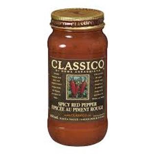 CLASSICO SPICY RED PEPPER SAUCE