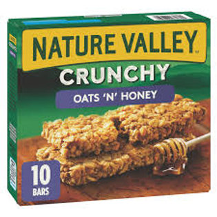 NATURE VALLEY CRUNCHY OATS N HONEY
