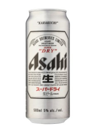 ASHAI SUPER DRY