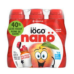 IOGO NANO YOGURT PEACH