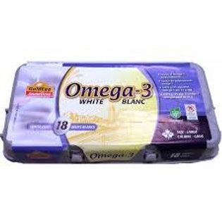 OMEGA 3 18/PACK EGGS