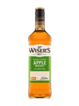 J.P WISER'S APPLE WHISKY